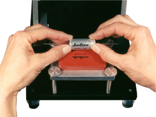 Direct or offset pad printers - printing small parts, like